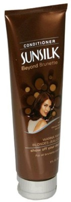 Sunsilk Brunette Conditioner With Cocoa Bean Extracts