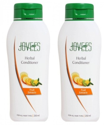 Jovees Herbal Hair Conditioner with Fruit Extracts