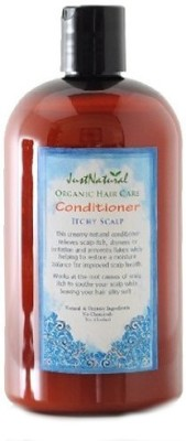 Just Natural Itchy Scalp Conditioner