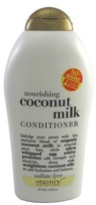 Organix Nourishing Coconut Milk Conditioner