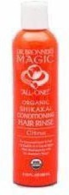Dr. Bronner's Shikakai Citrus Hair Conditioning Rinse