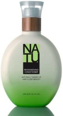 NATU Naturally Moisturizes Revives Adds Body & Strengthens