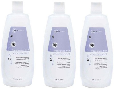 Earth Science Fragrance Free Conditioner (Pack of 3)