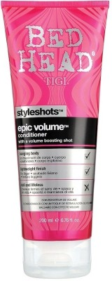 Tigi Bed Head Epic Volume Styleshots