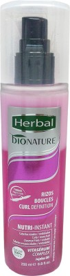 Herbal Bionature Improved Rizos/Boucles High Defination Biphase Conditioner