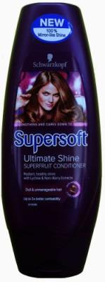 Schwarzkopf Professional Supersoft Ultimate Shine Superfruit Conditioner