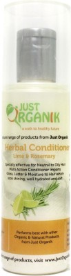 Just Organik Lime & Rosemary Conditioner