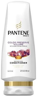 Pantene ProV Color Preserve Volume (Pack of 6)