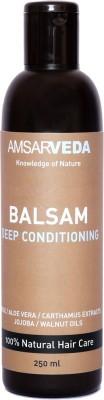Amsarveda 100% Natural Deep Conditioning Balsam (Conditioner)
