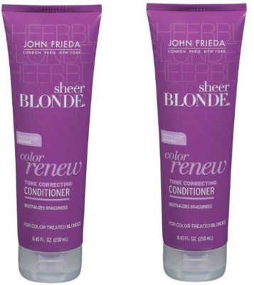 John Frieda Colour Renew Conditioner (Pack of 2)