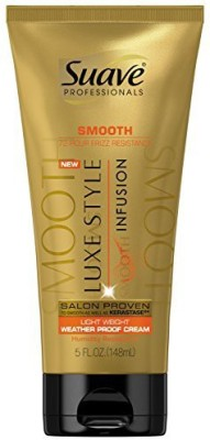 Suave Professionals Cream Luxe Style Infusion Smooth