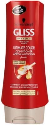 Schwarzkopf Gliss with Liquid Keratin Ultimate color Conditioner