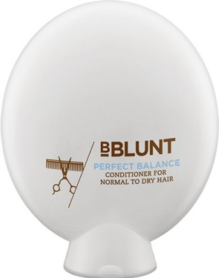 BBLUNT Perfect Balance Conditioner for Normal To Dry Hair