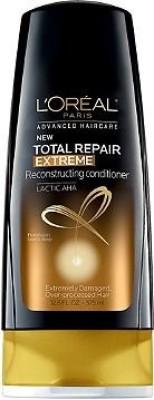 L ,Oreal Paris Total Repair Extreme Reconstructing Conditioner