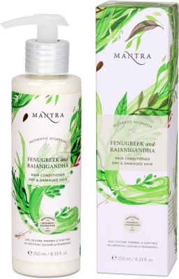 Mantra Fenugreek & Rajanigandha Conditioner Dry & Damaged Hair
