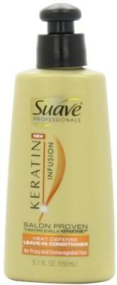 Suave Professionals Keratin Infusion Heat Defense LeaveIn