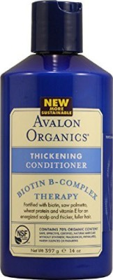 Avalon Organics Thickening Therapy Biotin BComplex
