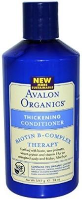 Avalon Organics Biotin B Complex Thickening