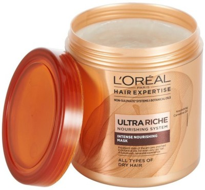 L,Oreal Paris hair Expertise Ultra Rich nourishing System intensive nourishing Mask