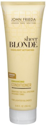 John Frieda Sheer Blonde Highlight Activating Enhancing Conditioner - Lighter Blondes