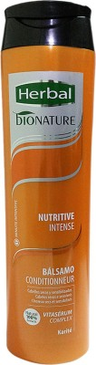 Herbal Bionature New Improved Nutritive Intense Balsamo Conditioner