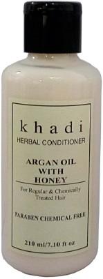 Khadi Herbal Argan with Honey Conditioner (Parben Chemical Free )(210 ml)