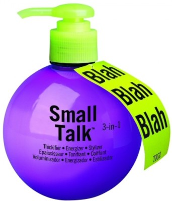 Tigi Bed Head Small Talk Blah Blah 3-In-1 Thickifier Energizer Stylizer