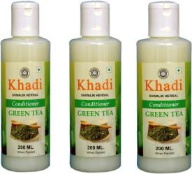Khadi Green Tea Conditioner