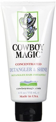 Charmar Land and Cattle COWBOY MAGIC Detangler and Shine for Horse