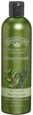 Nature,S Organics Conditioner, Tea Tree Oil & Blue Cypress