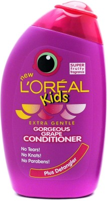 L,oreal kids L,oreal Kids Gorgeous grape Conditioner