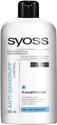 Syoss Anti Dandruff Control with PRO ZPT+ Keratin