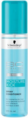 Schwarzkopf Professional Moisture Kick Spray Conditioner(200 ml)