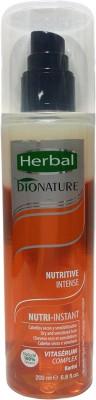Herbal Bionature Bi-Phase Conditioner Nutritive Intense
