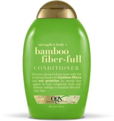 OGX Strength & Body+Bamboo Fiber Full Conditioner