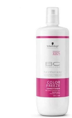 Schwarzkopf Professional BC Hair Therapy Amino Cell Rebuild Color Freeze