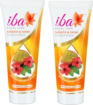 Iba Halal Care Smooth & Shine Conditioner (Pack of 2)
