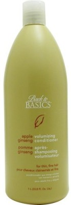 Back to Basics Apple Ginseng Conditioner For Fine Hair