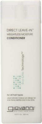 Giovanni Direct Weightless Moisture Leave-In Conditioner