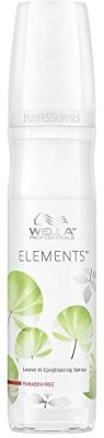 Wella Professionals Elements Leave In Conditioning Spray