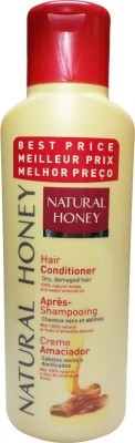 Natural Honey Conditioner For Dry Hair