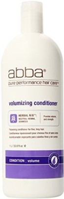 ABBA Pure Volumizing By for Unisex