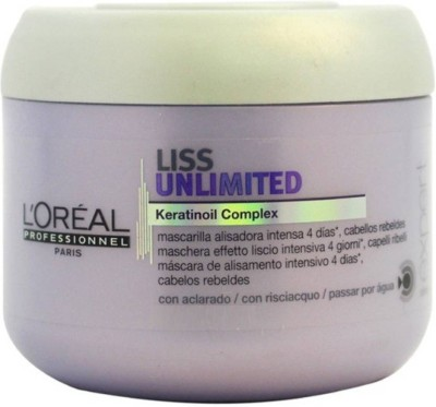 LOreal Paris Loreal Liss unlimited keratin oil complex 196 g(196 g)