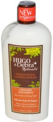 Hugo Naturals Smoothing and Defining Coconut Conditioner