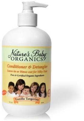 Nature,S Conditioner and Detangler Vanilla Tangerine