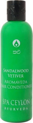Spa Ceylon Luxury Ayurveda Sandalwood Vetiver Hair Conditioner