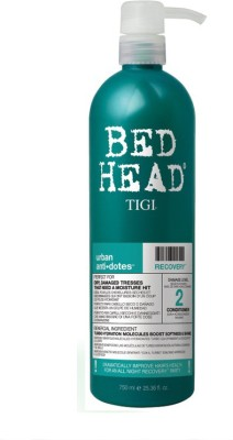 TIGI BED HEAD RECOVERY SHAMPOO URBAN ANTI-DOTES DAMAGE EVEL 2