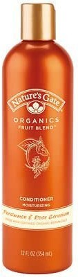 Nature,S Organics Fruit Blend Conditioner Persimmon and Rose Geranium (Pack of 3)