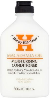 Happy Hair Days Macadamia Oil Moisturising Conditioner