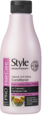 Style Aromatherapy Natural Conditioner Color Protection